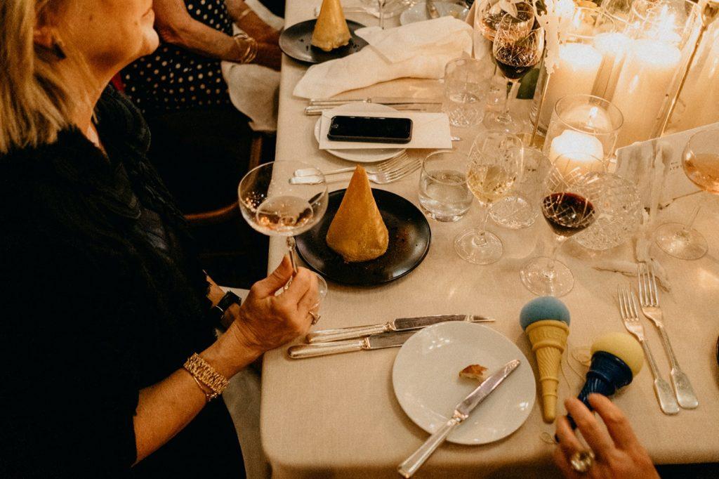 Alex & Carla's Luxury Tent Wedding Celebration 196