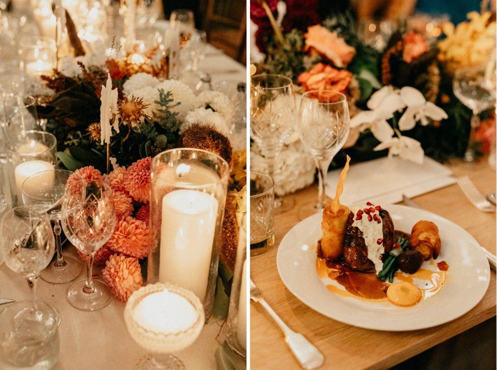 Alex & Carla's Luxury Tent Wedding Celebration 200