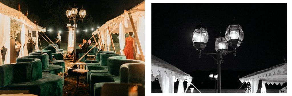 Alex & Carla's Luxury Tent Wedding Celebration 204