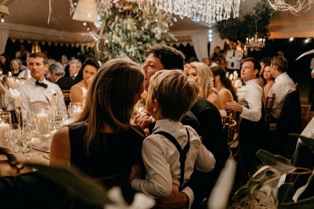 Alex & Carla's Luxury Tent Wedding Celebration 206