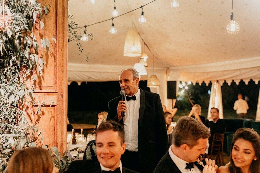 Alex & Carla's Luxury Tent Wedding Celebration 210
