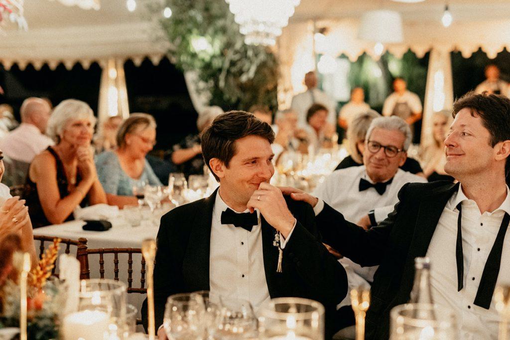 Alex & Carla's Luxury Tent Wedding Celebration 220