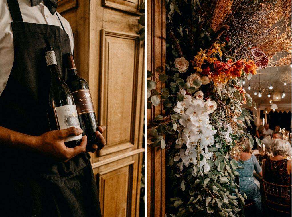 Alex & Carla's Luxury Tent Wedding Celebration 222