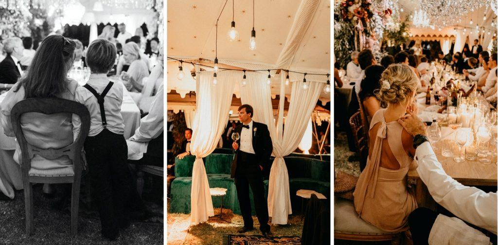 Alex & Carla's Luxury Tent Wedding Celebration 226