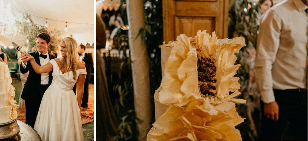 Alex & Carla's Luxury Tent Wedding Celebration 234