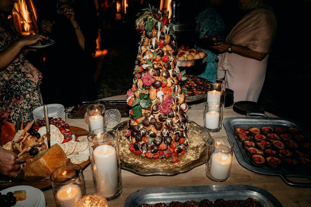 Alex & Carla's Luxury Tent Wedding Celebration 252